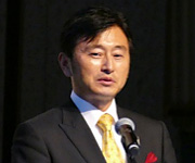 Mr. Junya Inoue (The Tokyo Organising Committee of the Olympic and Paralympic Games)
