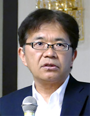 Katsuya Watanabe, Director-General of the Radio Department of the Telecommunications Bureau at the Ministry of Internal Affairs and Communications