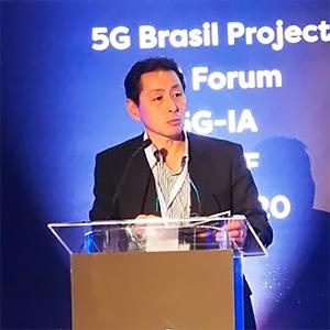 Mr. Takehiro Nakamura, Acting Chairman, Strategy & Planning Committee, 5GMF, NTT DOCOMO