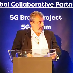 Dr. Jose Marcos C. Brito, Post-Graduation & Research Pro-Director, Inatel & General Secretary, 5G Brazil Project