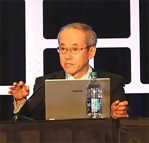 Dr. Kohei Satoh, Secretary General, 5GMF, ARIB
