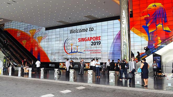 SUNTEC SINGAPORE CONVENTION & EXHIBITION CENTRE(Singapore)