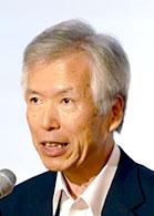 【写真】吉田 進 会長