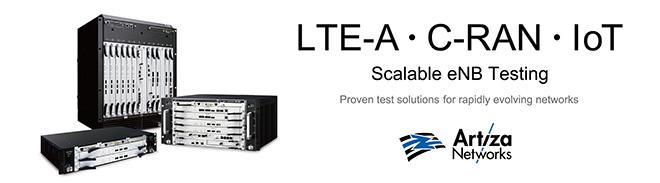 アルチザネットワークス LTE-A・C-RAN・IoT