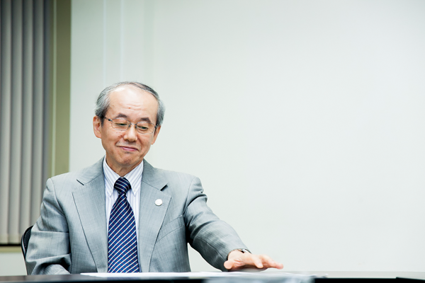 佐藤孝平5GMF事務局長
