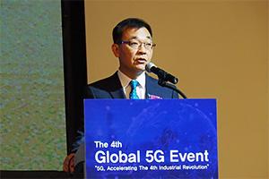 Mr. YongSoo Kim 副大臣, 韓国・科学技術情報通信省(MSIT)