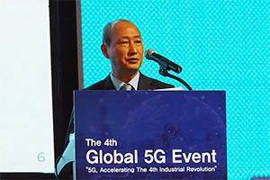 Dr. Seong-Mok OH 会長, 5G Forum(韓国)