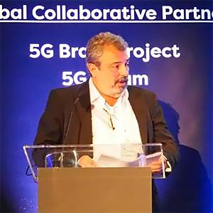 Dr. Jose Marcos C. Brito 5G Brazil Project
