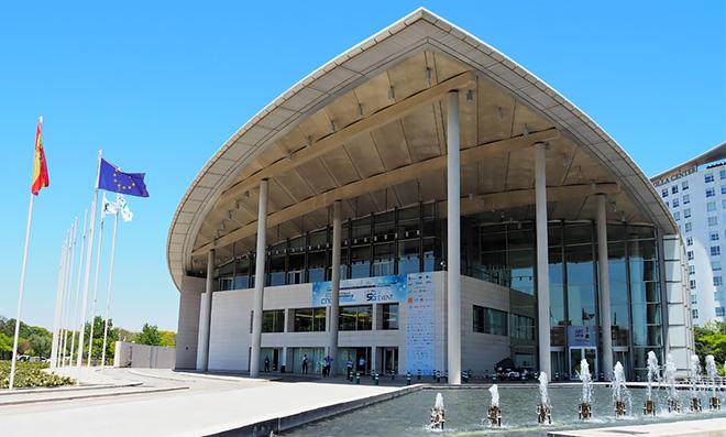 Valencia Conference Center(スペイン)