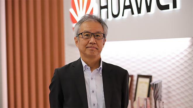 華為技術(ファーウエイ)日本株式会社赤田正雄(あかた・まさお)CTO/ CSO